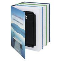 HMF - Caja Fuerte oculta XL (220x130x150 mm) camuflada diseño de 3 libros Nuevo