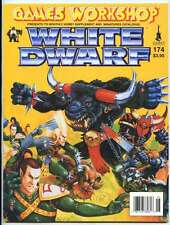 WHITE DWARF MAGAZINE #174 (GAMES WORKSHOP) WARHAMMER 40K! OOP IN MINT CONDITION!