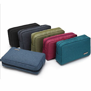 Make-up Toiletries Travel Kit Jewelry Multiple Function Accessories Storage Bag