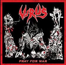 Virus - Pray for War / Force Recon + Bonus 80's Thrash First time Official CD