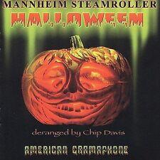 Halloween by Mannheim Steamroller (CD, Aug-2005, 2 Discs, American Gramaphone R…