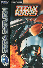## SEGA SATURN - Titan Wars - TOP ##