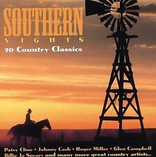 Southern Nights: 20 Country Classics CD (1998)