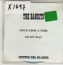 (CQ902) The Bandits, Once Upon A Time - DJ CD