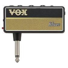 Vox amPlug G2 BLUES Headphone Practice Modeling Guitar Amp Chorus Delay Reverb