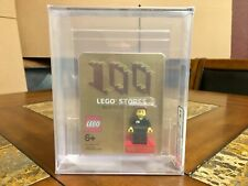 LEGO EXCLUSIVE PROMOTIONAL 100 NORTH AMERICAN STORES NEW AFA 8.5 VERY RARE!