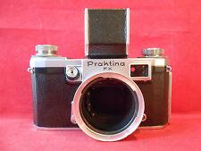 Praktina FX KW Spiegelreflexkamera Kamera   1 Blitzbüchse