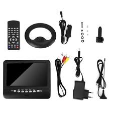 7.5 Inch Portable LCD 16:9 Analog Mobile TV Player USB Television Remote Control