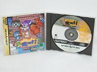 INCREDIBLE TOONS Nazomakaimura Ref/ccc Sega Saturn Japan ss