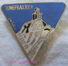 SK1944 - INSIGNE BADGE SKI JUNGFRAUJOCH 3454m