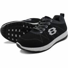 Rave 8 Men's Shoes Casual Sneakers - BLACK/GREY  (SIZE 40)