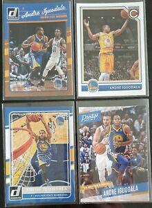 Panini trading lot of Andre Iguodala Base cards..PSA 10?