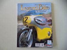 LEGEND BIKE 11/1997 NSU 98 FOX/MOTO B 110/GILERA SATURNO 500/SAROLEA/CARDANI 500