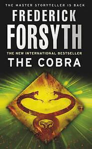 The Cobra by Frederick Forsyth (Paperback, 2011)