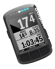 Wahoo Elemnt Bolt GPS Cycle Computer Black Road Bike Navigation New Sealed
