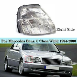 Right Corner Turn Signal Lights Lamp For Mercedes Benz C220 C230 C280 1994-2000