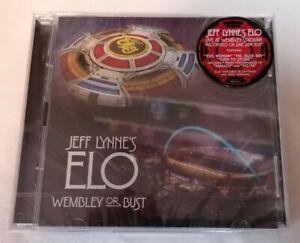 CD - *New & Sealed* Jeff Lynne's ELO Wembley Or Bust Live CD Audio 2 CD Set