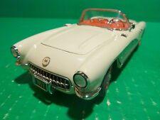 Danbury Mint 1957 Chevrolet Chevy Corvette 1/24 Scale Diecast Car Limited Ed