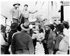 JUKE GIRL great 8x10 scene still RONALD REAGAN others -- (y528)