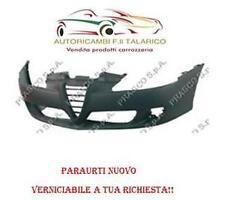 PARAURTI ANTERIORE ANT ALFA ROMEO 147 2004 > VERNICIATO 901 NERO