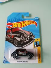 Hot Wheels Diecast - Volkswagen Beetle (Black) - Checkmate Series NEW
