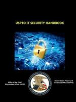 USPTO IT Security Handbook, Like New Used, Free shipping in the US