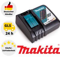 Makita Ladegerät DC18RC Akku Schnellladegerät 18V Li-Ion Original 7,2V -18V NEU
