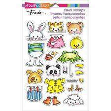 New stampendous Rubber Stamp clear Acrylic Short Stack Spring Easter
