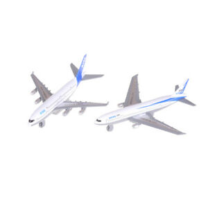 Mini Aircraft model Toy Alloy materials kids toys Airbus A380 Boeing 777  SE