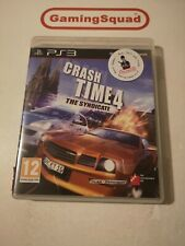 Crash Time 4 The Syndicate PS3, Supplied by Gaming Squad