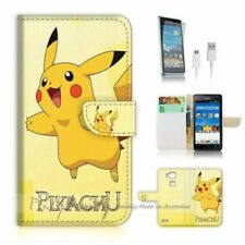 Pokémon Mobile Phone Wallet Cases for Huawei