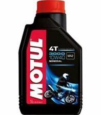 Motul 3000 4T Motorcycle Oil 1 Liter 107672