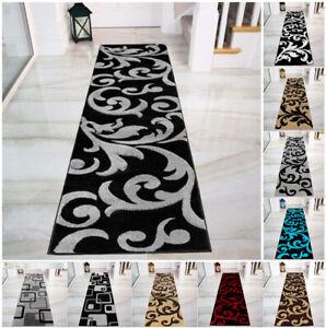 Non Slip Door Mats Long Hallway Runner Bedroom Rugs Kitchen Carpet Floor Mat Uk