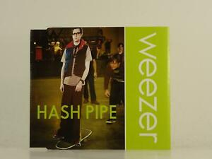 WEEZER HASH PIPE (H1) 4 Track CD Single Picture Sleeve GEFFEN RECORDS