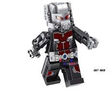 Big Figures Ant-Man Marvel Super Heroes Avengers Minifigures Building Kit Toys