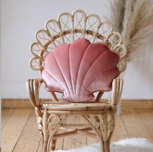 Pink Throw Velvet Shell cushion -High Quality Product: (Marsala / Pinkish)