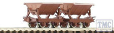 RC34498 Roco HOe Scale Side Tipping Wagon Set (2) III