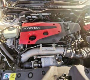HONDA CIVIC TYPE R, ENGINE 2.0 TURBO, PETROL, FK8, 10TH GEN, 06/17-