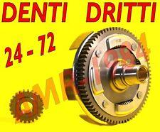 CAMPANA FRIZIONE ALLUNGATA VESPA 50/125 APE Denti Dritti  24-72  CP6