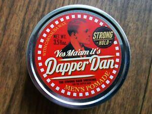 """Dapper Dan  Mens Pomade """"STRONG"""" Hold                              100g=14,95 E"""