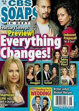 Young & the Restless Sweeps Preview - February 20, 2017 CBS Soaps In Depth Magaz