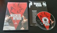 Wicked Minds (DVD, 2003) Jason Hreno thriller film Angie Everhart Andrew Walker