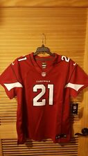 $145Wmn🏈2XL Nike NFL Patrick Peterson #21 Arizona Cardinals Limited Sewn Jersey