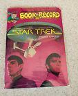 STAR TREK Book & Record Set (1979 Peter Pan) -- Passage to Moauv -- Sealed