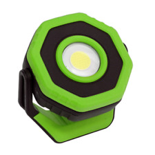 Sealey LED700P, Rechargeable Pocket Magnetic Floodlight 360° 7W COB LED - Hi-Vis