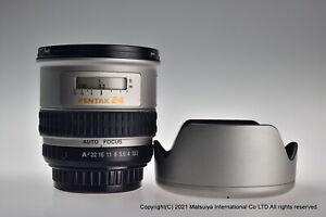 smc Pentax FA 24mm f/2 AL IF Excellent