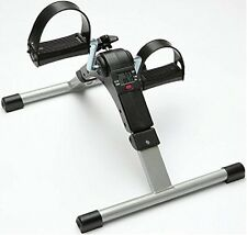 NEW Portable Mini Portable Small Pedal Peddling Cycle Foot Exercise Workout Bike