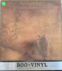 The Moody Blues - To Our Children's Children's Children  Vinyl LP 1969 EX+ / EX