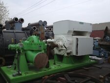 Sulzer  pump type HSB, size 14x14x23  with skid and 5000hp motor