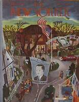 1946 New Yorker November 2 -  Town Square Voting